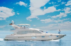 Yacht charter in Dubai 70 ft