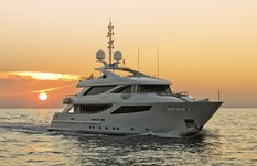 Yacht charter in Balearic Islands AZIZA