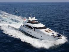 Yachts charter in  France  Maiora 24S