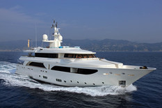 Yachts charter in  France 43m Displacement CRN