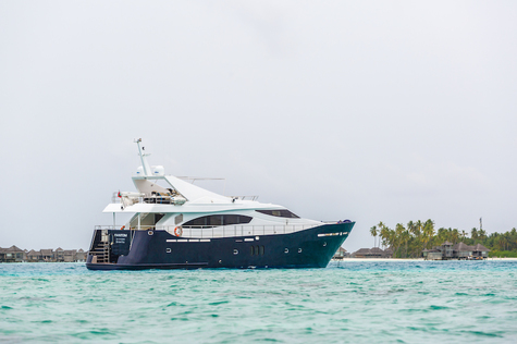 Yachts for sale in Thailand Fantom 78