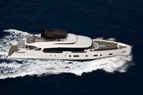 Yachts for sale in Barcelona COLUMBUS LIBERTY 38m