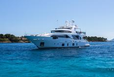 Yachts for sale Benetti Delfino 93'
