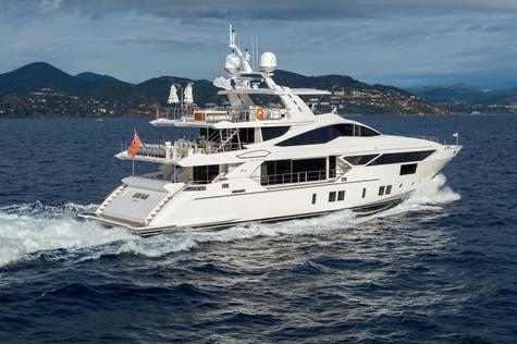 New yacht for sale Benetti Fast 125
