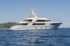 Yachts for sale in Mediterranean Sea Nassima 49m