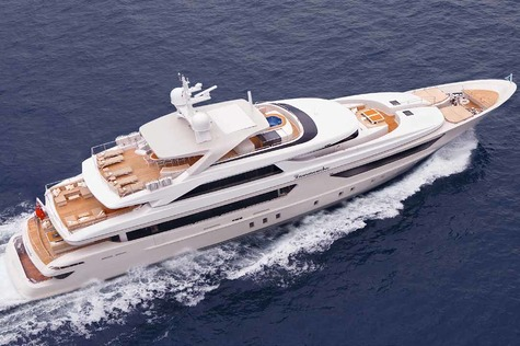 Yachts for sale in Greece Sanlorenzo 46 STEEL