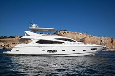 Yachts for sale in France Sunseeker 80
