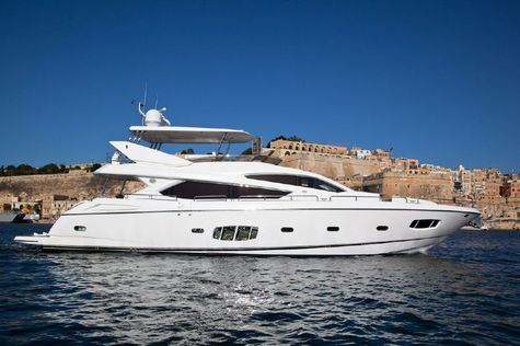 Yachts for sale in Greece Sunseeker 80