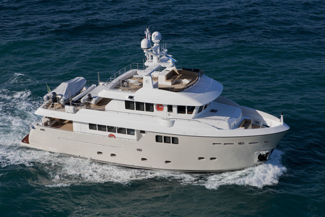 Yachts for sale in Egypt Cantiere Delle Marche DARWIN 86