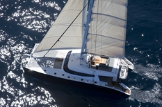 Yacht charter in Marcel Sunreef 80 LEVANTE