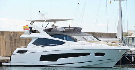 Yachts for sale in Egypt Sunseeker 75