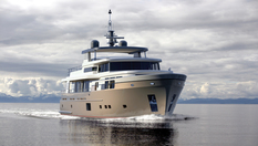 Expedition yacht for sale Wim Van der Valk Continental lV 28.50