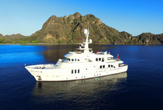 Charter yacht New Zealand BELUGA