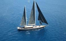 Charter yacht in Dominican Republic 40m Sailing Ketch 2015