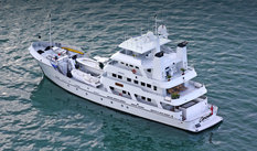 Yacht charter in Caribbeans  Expedition Luxury Yacht 43m