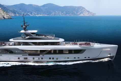Yachts for sale in Majorca ADMIRAL 53 M