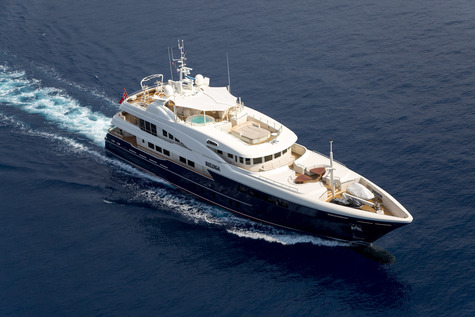 Yacht brokerage Beluga 44m