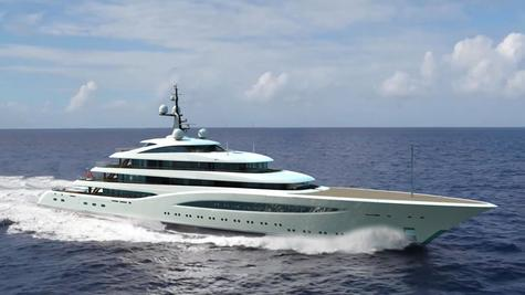 Yachts for sale in Thailand Feadship 96,55 m
