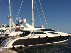 Yachts for sale in Barcelona Leopard 32