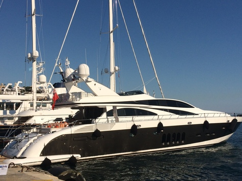 Yachts for sale in Montenegro Leopard 32