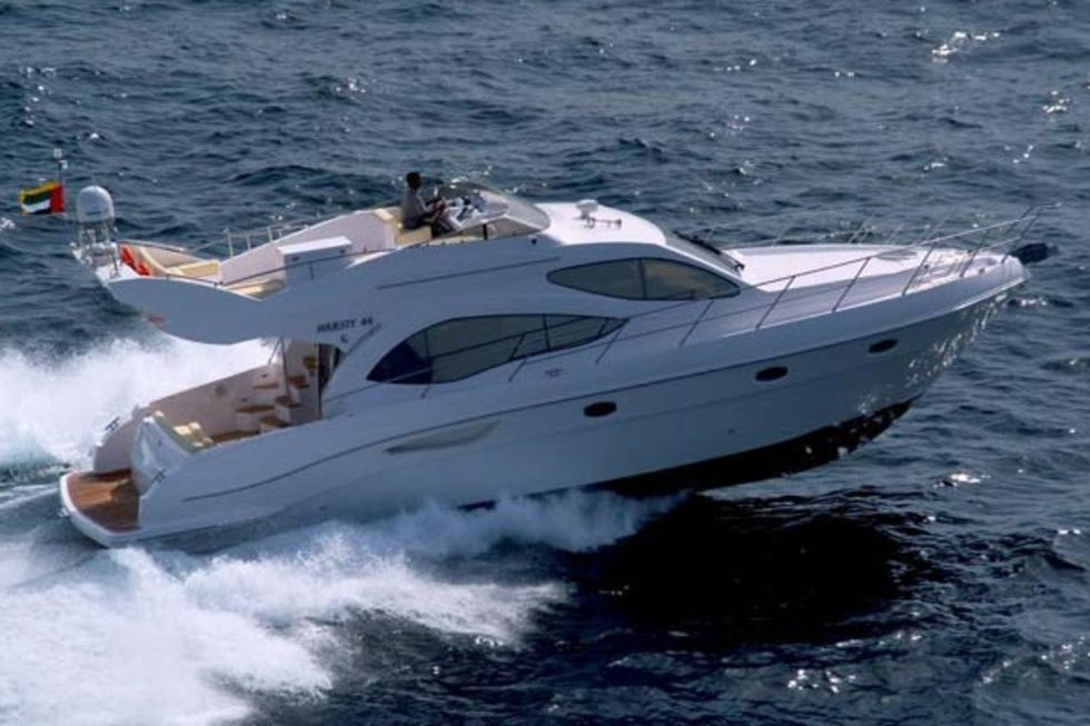 Majesty 44ft