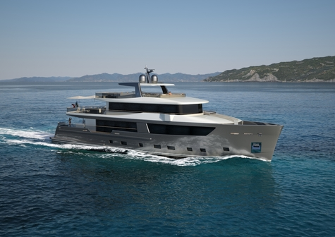 Yachts for sale in Ibiza Cantiere Delle Marche NAUTA AIR 130