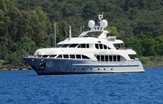 Yacht charter in Ibiza Quest R