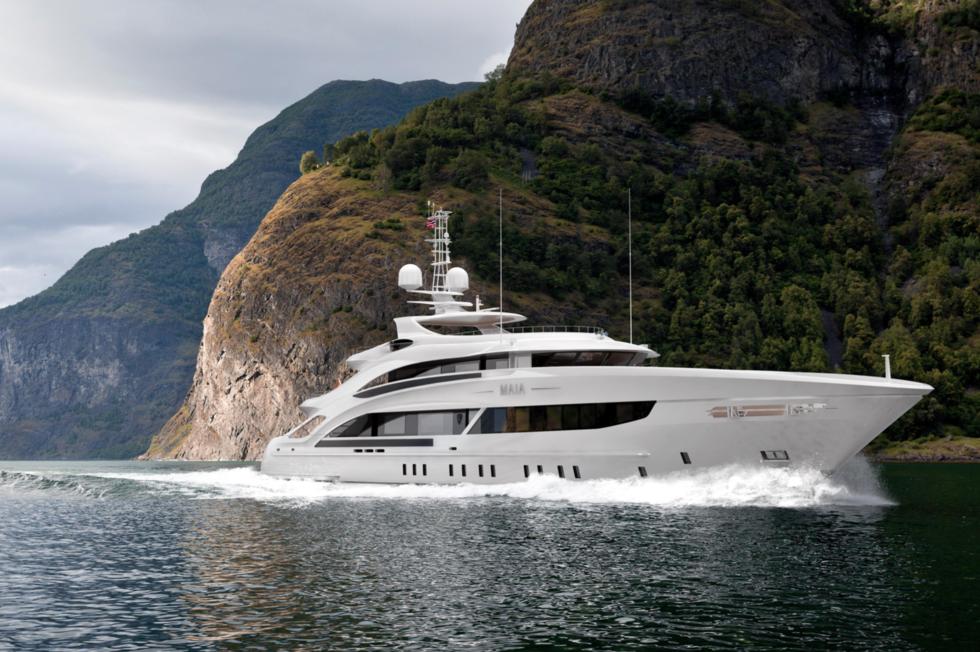 Buy mega yacht: prices