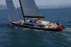 Yacht charter in Tivat Perini Navi 60m