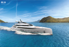 Yachts for sale in Adriatic Sea Turquoise 66m Custom Yacht