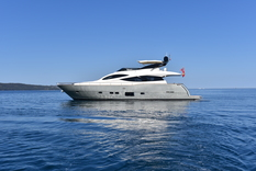 Yacht charter in Montenegro JUST MINE