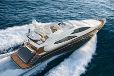 Yachts charter in  France Riva Opera Super 85
