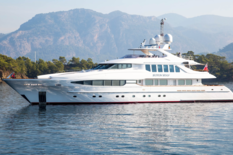 Yachts for sale in Barcelona Heesen 43M