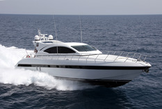 Yachts for sale in Cannes Mangusta 72