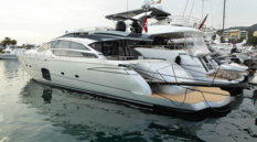 Yachts for sale in Adriatic Sea Pershing 82