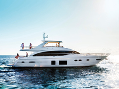 Yachts for sale in Monaco Princess 82