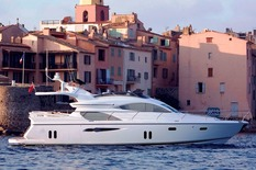 Yachts charter in  France HARVEST MOON