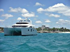 Charter yacht in Dominican Republic FOREVER