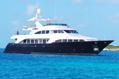 Yacht charter in Mexico ALBATROSS