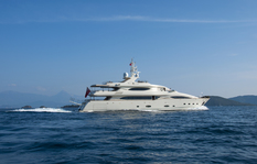 Yacht charter in Turkey ARIELA