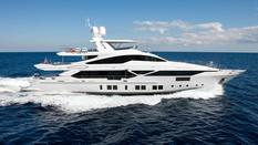 Yachts for sale in Mediterranean Sea Benetti Veloce 140