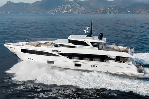 Yachts for sale in Barcelona Majesty 100