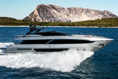 Yachts for sale in Cannes Riva Corsaro 100