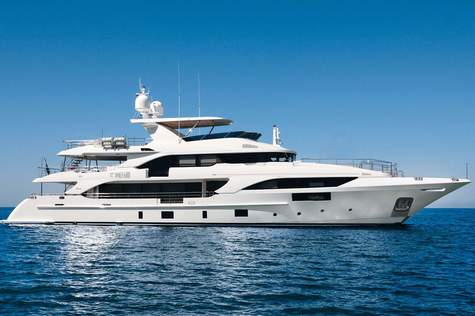 Yachts for sale in Egypt Benetti Classic Supreme 132
