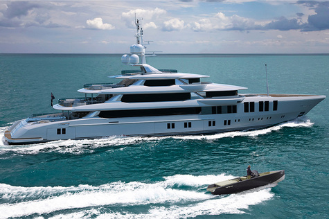 Yachts for sale in Egypt Turquoise 75m