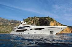 Yachts for sale in France Benetti Project 50 m