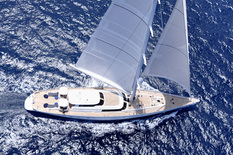 Yacht charter in Turkey HYPERION