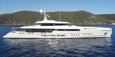 Yachts for sale in Thailand Rossinavi 49m