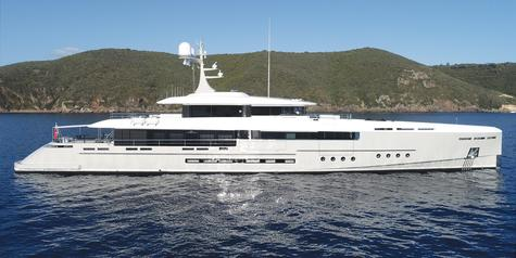 Yachts for sale in Ibiza Rossinavi 49m