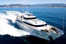 Yacht charter in Monte-Carlo SUNLINER X